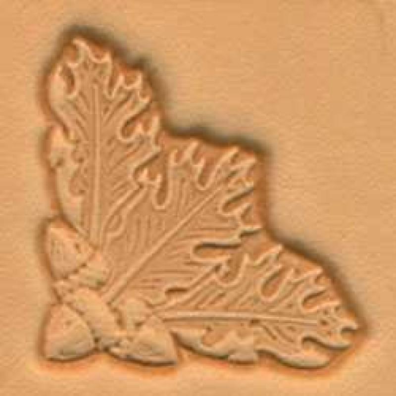 8536-00 Craftool® 3-D Çınar Ağacı Yaprak Köşe İz Kalemi
