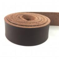 Kemerlik Şerit 3.6-4 mm Kahve 15 Farklı Genişlik
