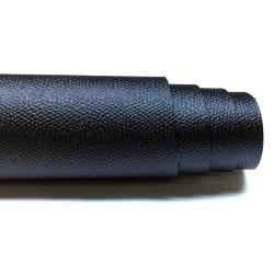 Saffiano Noir Pre-Cut Baskılı Vidala (Cüzdan ve Çantalık) 1.4-1.6 mm