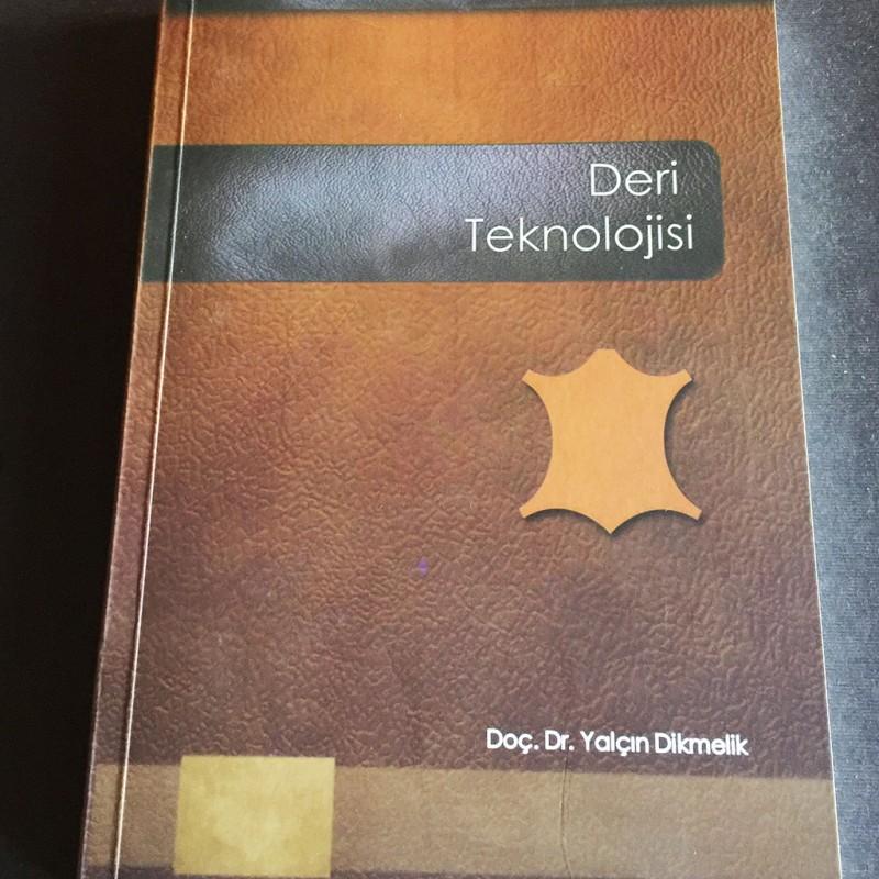 Deri Teknolojisi Kitabı (Doç. Dr. Yalçın Dikmelik)