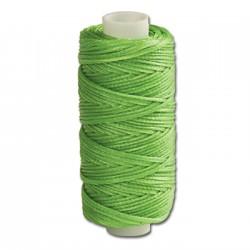 11210-34 Vakslı Örgülü Dikiş İpi 23 Metre - Yeşil