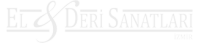 El ve Deri Sanatları Beyaz Logo