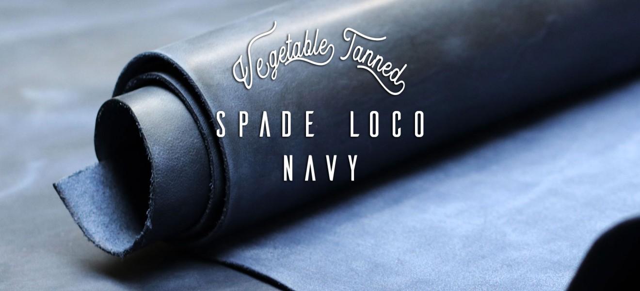 Spade Loco Navy
