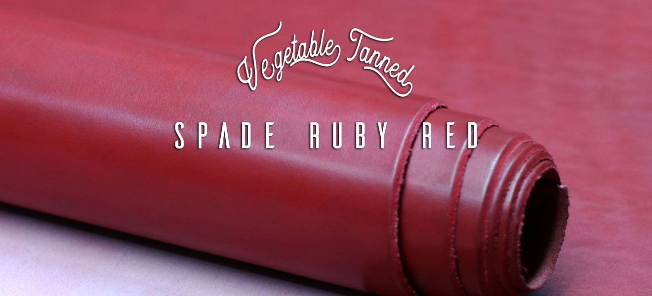 Spade Ruby Red